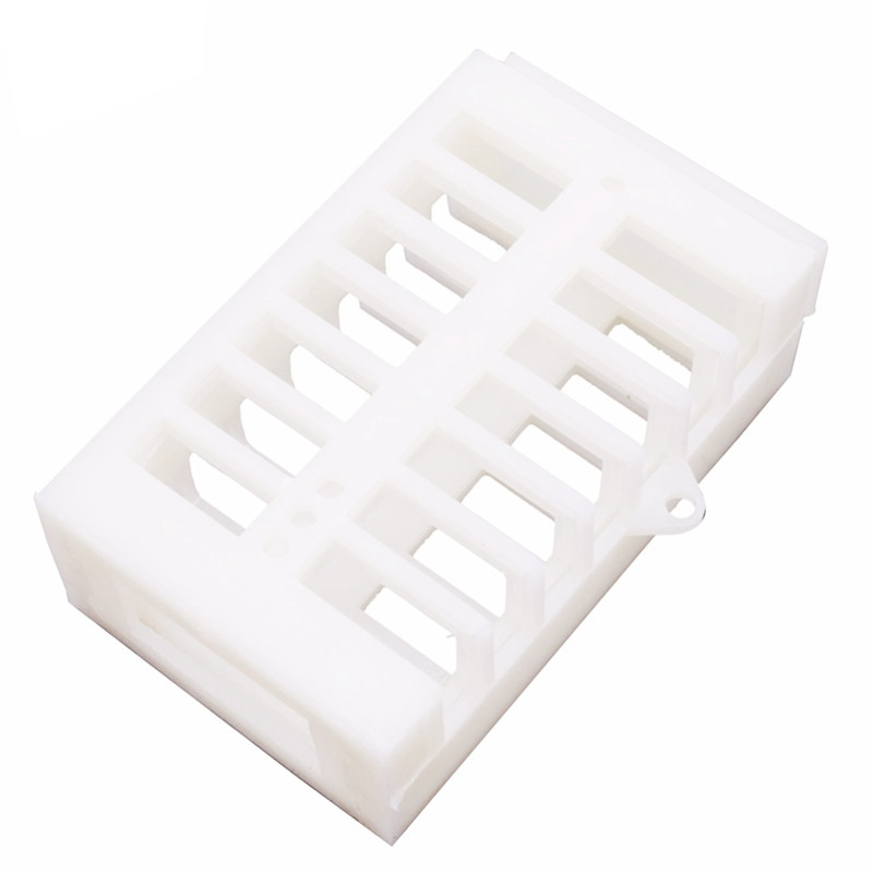 100 Pcs Removable Bee Cage Beekeeping Equipment Beekeeping Supplies Bee Queen Cage Moving Catcher Cage Multifunction Bee King Ca|Beekeeping Tools| |  - title=