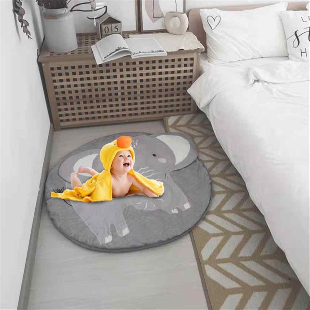 ทารก Shining Baby Play MAT สัตว์พิมพ์เด็ก MAT พรม Tapete Infantil เด็กห้อง Crawling Pad พับเด็ก carpe