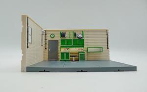 Image 2 - Juego de Diorama de garaje serie 1:43