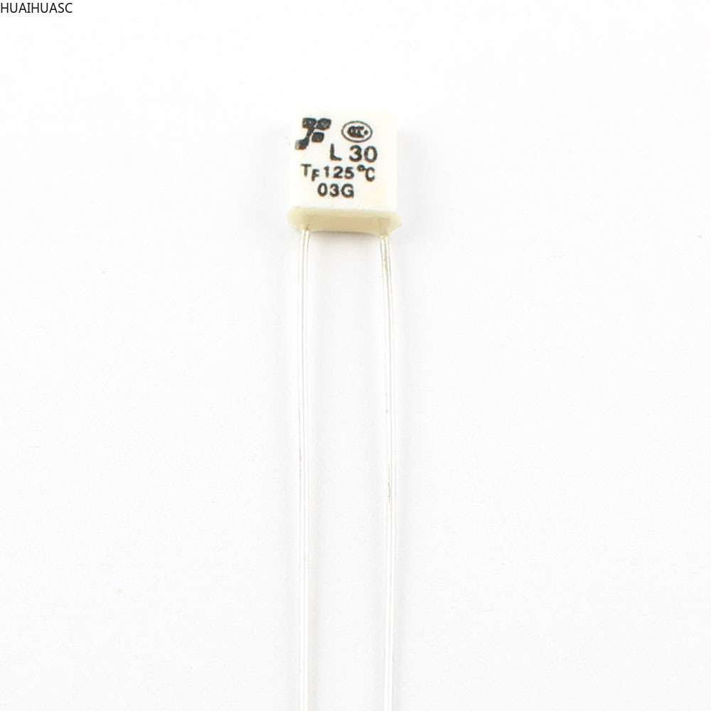 10 Pcs Circuit Cut Off TF 240 Celsius 250V 10A Thermal Fuses G3X3