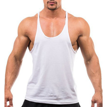 Tees Golds Tank-Tops Undershirt Gym-Clothing Fitness Bodybuilding Cotton Mens Summer