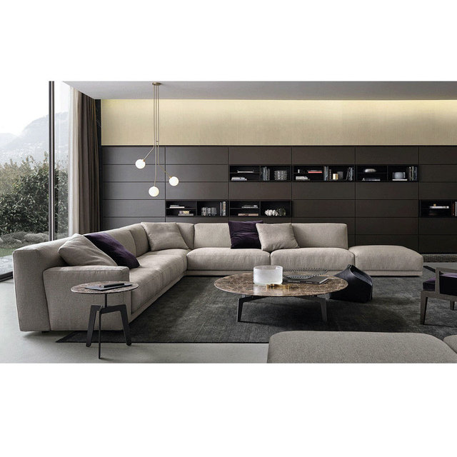 Modern Living Room Sofa Set 4