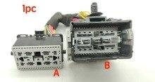 1 шт. для Ford Mondeo Focu edge kuga eco sport блок предохранителей для двигателя штепсельная вилка Штекерный кабель