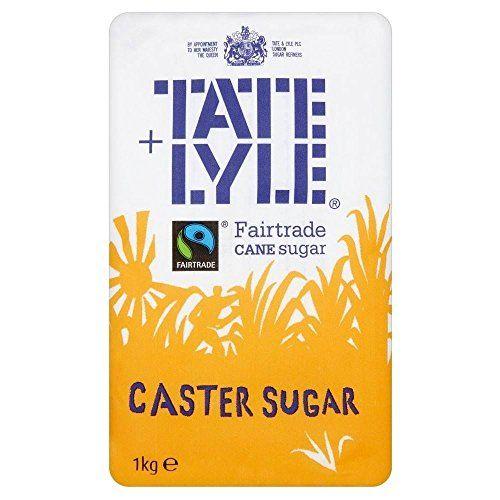 Tate Et Le Sucre En Poudre Du Commerce Équitable Lyle (1Kg)