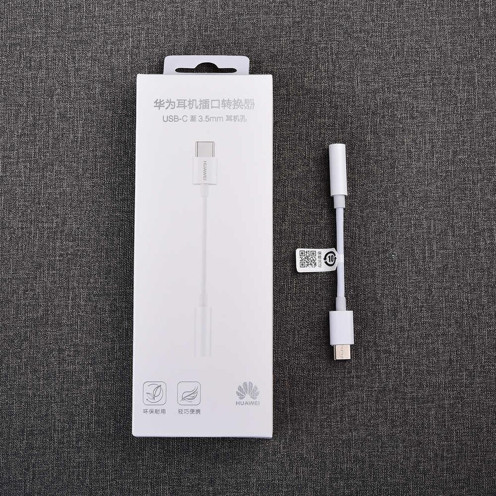Huawei USB C tipi 3.5mm kulaklık kulaklık Jack AUX ses kablosu adaptörü için Huawei p20 p30 pro Mate 20 9 10 Pro onur 20 10