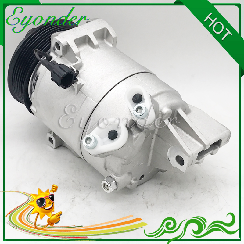 A/C AC Air Conditioning Compressor Cooling Pump DKS17D for Nissan Navara 92600 5X20A 926005X20A Z0008557A Z0008558A|Fans & Kits| |  - title=