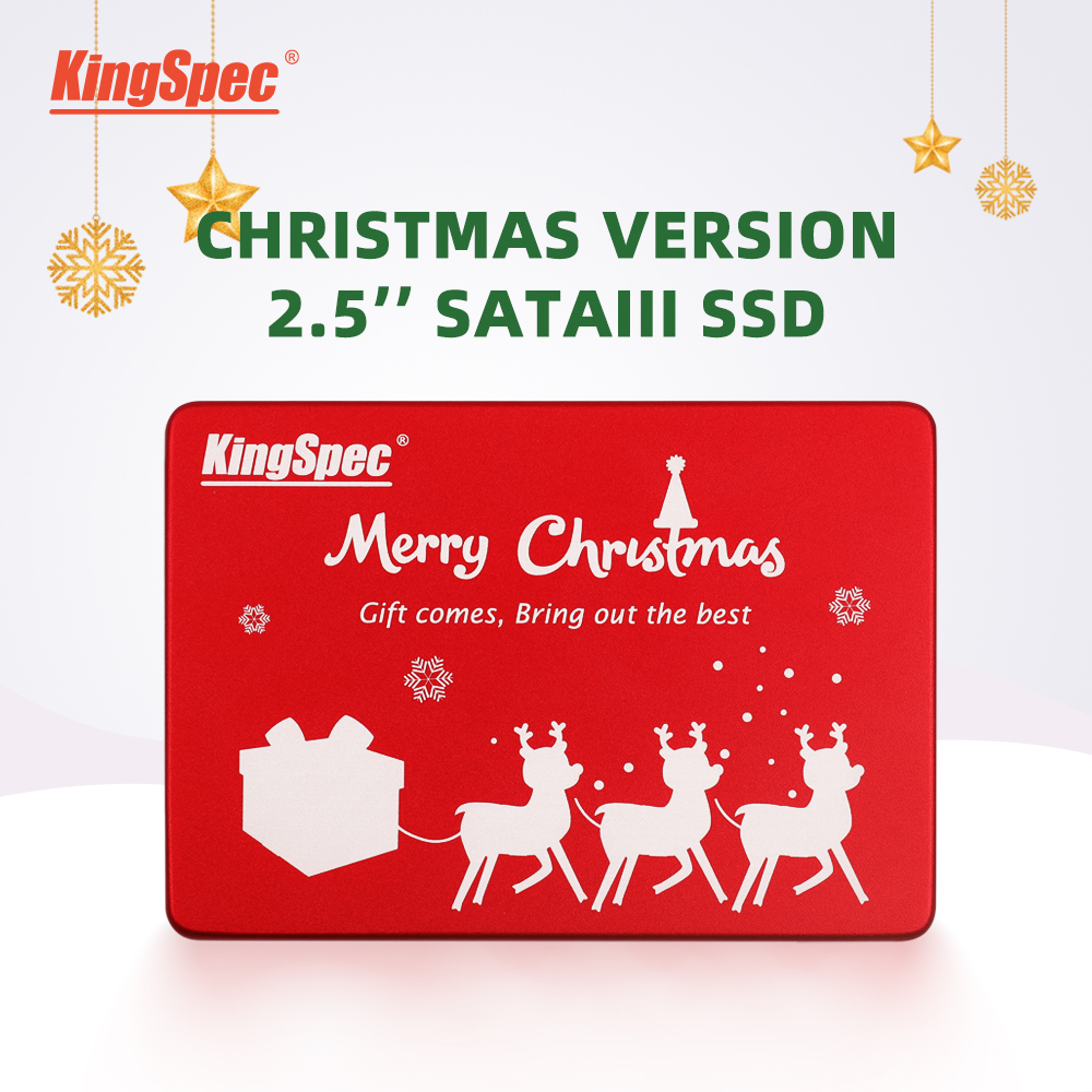 <font><b>SSD</b></font> <font><b>120GB</b></font> 240GB 480GB KingSpec 960GB 2.5 SATA3 Solid State Drive hard disk hdd S400 Series interno drive for desktop notebook pc image