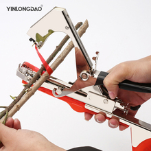 Garden Tools Plant Tying Tapetool Packing Vegetable Stem Strapping Tapener Machine Branch Hand Tying Machine DIY Tools