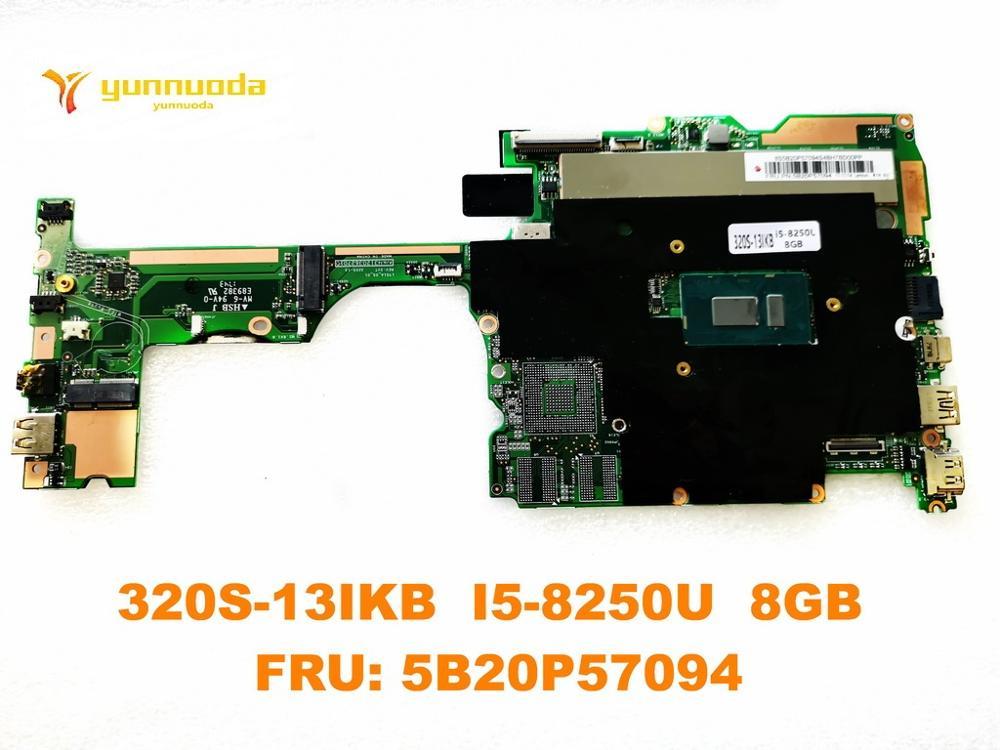 Original pour Lenovo 320S-13IKB ordinateur portable carte mère I5-8250U 8GB FRU 5B20P57094 testé bonne livraison gratuite