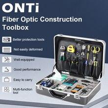 Onti 28 шт/компл набор инструментов для оптического волокна