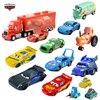 40 stili Disney Pixar Cars 3 saetta McQueen Jackson Storm ramiez pressofuso in lega di metallo modello educativo giocattolo auto regalo per bambino