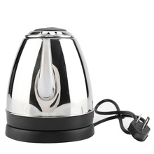 1360W 1.2L Electric Kettle With Heating Base Stainless Steel Fast Water Heating Boiling Tea Pot Household Kitchen Kettle stainless steel electric hot water insulation pot electric kettle smart kettle water kettle electric electric tea pot