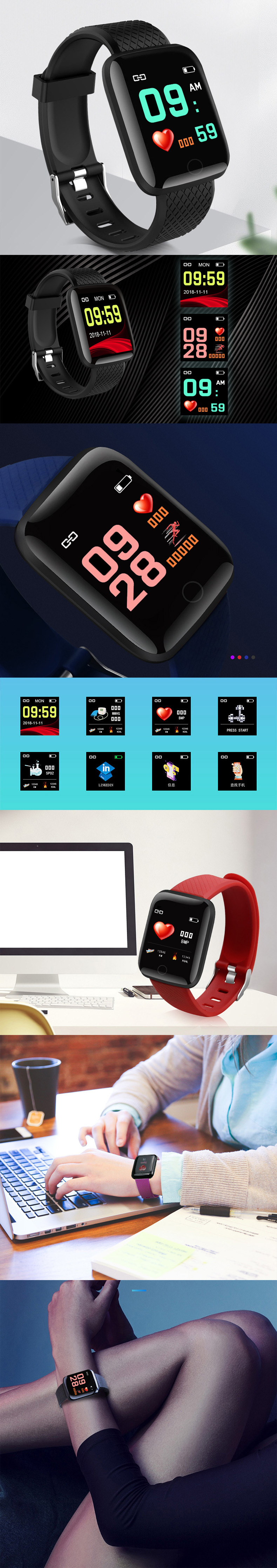 Smart Sport 2021 Beautiful Watch Men Watches Digital