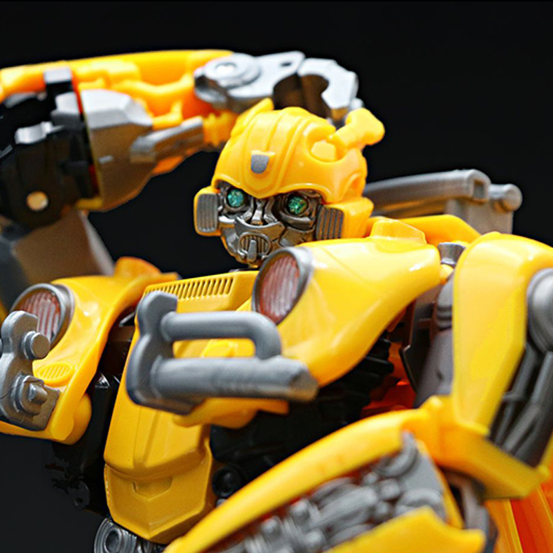 Black Mamba Transformation Toy Jingang Bumblebee Warriors Movie Amplifier SS18 Beetle Autobots