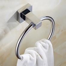 Полка для полотенец из нержавеющей стали, настенный держатель для ванной комнаты, клейкое кольцо для ванной комнаты, Полка для полотенец, аксессуары для ванной комнаты
