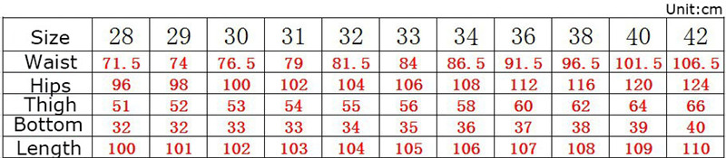 Hot Holes Scratched Men`s Jeans Vintage Embroidery Stitched Moustache Printed Teens Youth Boys Straight Denim Trousers Pants (15)