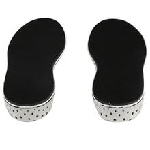 Невидимая обувь со вставками для мужчин и женщин; мягкая обувь с эффектом памяти; увеличивающая рост обувь на каблуке; массажные стельки для взрослых; стелька для ног