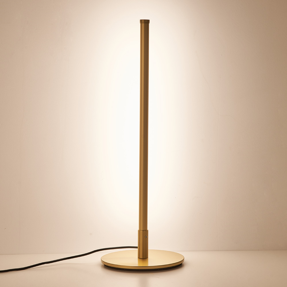 Zerouno Modern Simple Table Lamp Desk Lamp Eu Us Plug 85-265v Bedside Study Room Office Reading Light Nightlight Book Lamp
