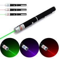 Лазерная указка, ручка, прицел, лазер, 5 мВт, высокая мощность, зеленый, синий, красный, охотничий лазерный прибор, инструмент для выживания, л...