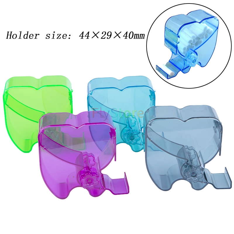 1PC Dental Lab Clinic Cotton Roll Dispenser Holder Organizer Can Be Autoclaved