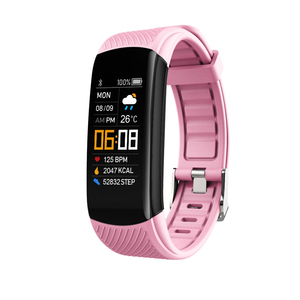 Image 5 - Fitness Bracelet Ip67 Waterproof Sport Fitness Tracker Blood Pressure Heart Rate Pedometer Smart Band Watch For Android For IOS