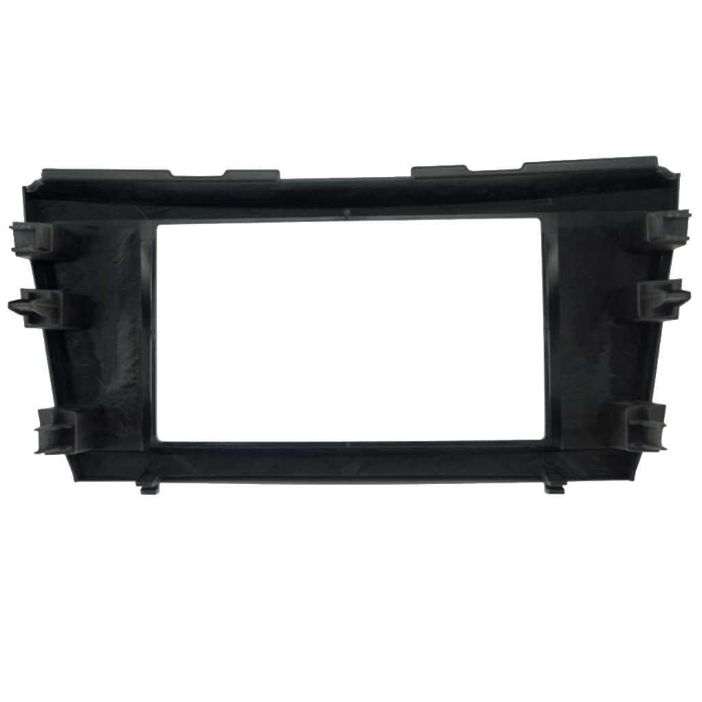 Car 2 Din Car Radio Stereo Fascia Panel Frame For Toyota Camry 2006-2011