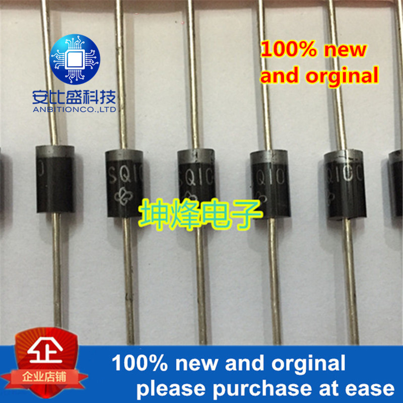 50pcs 100% New And Orginal ER506 DO-201AD 5A 600V Fast Recovery Diode In Stock