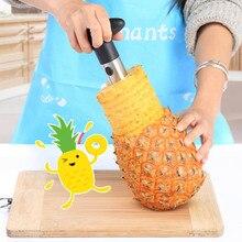 Stainless Steel Fruit Pineapple Corer Slicer Pineapple Peeler Artifact Kitchen Accessories Gadgets Food Vegetable Fruit Cutter цена 2017