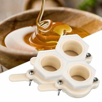 Miód pszczeli Tap zasuwa pszczelarstwo plastikowe ekstraktor sprzęt do butelkowania narzędzia miód kran miód Shaker narzędzie pszczelarskie tanie i dobre opinie CN (pochodzenie) YP222528 plastic Approx 40mm