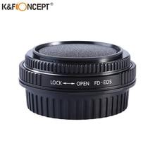 K & F CONCEPT FD Ống Kính Để EOS EF Máy Ảnh Ống Kính Adapter Ring Cho Lens Canon FD Để Cho canon EOS EF Máy Ảnh Ống Kính