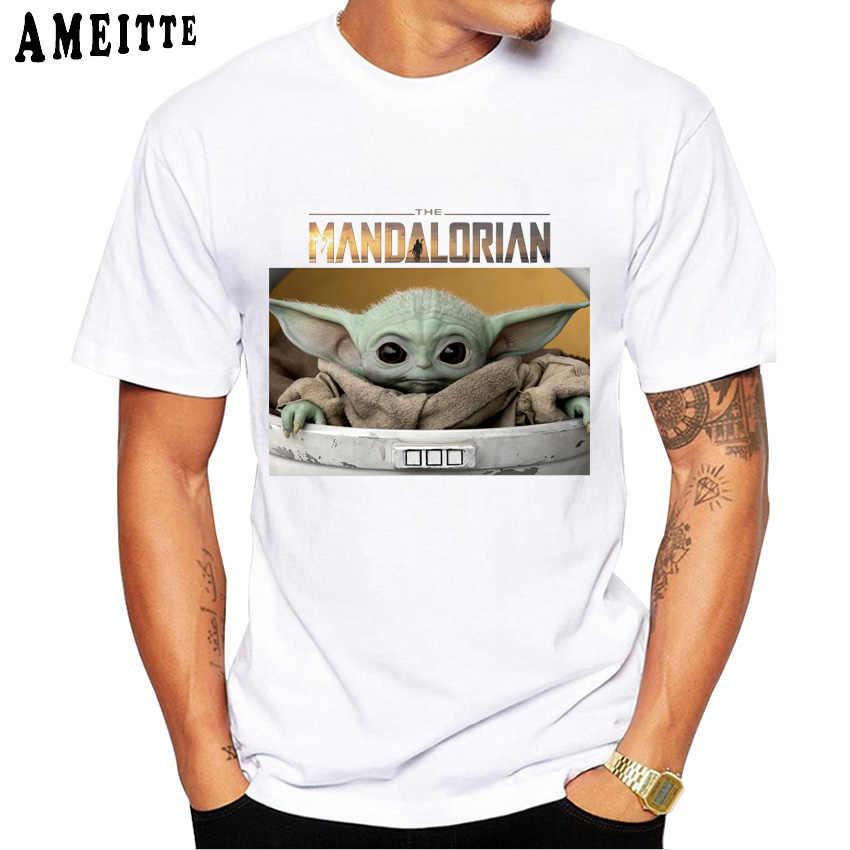 Payudara Besar Seksi Perut Six Pack Abs Model T-shirt Musim Panas Kreatif Pola Lucu Atasan Pria Lengan Pendek TEE