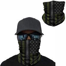 Mascarillas de protección facial para hombre y mujer, máscara con función completa de esquí, motocicleta, cuello, calentador de tubo, bufanda de motociclista