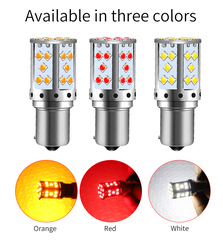 1156 BA15S P21W BAU15S PY21W LED T20 7440 W21W W21/5W 1157 BAY15D For Car turn signal
