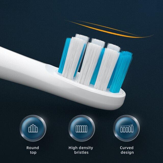 Электрическая зубная щетка SEAGO SG549