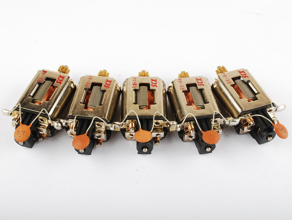 30pcs 6-12v 7000-9000rmp Size 20*14*27mm Toy Model Wireless Micro Dc Motor Shaft length 9mm