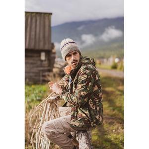 Image 2 - Simwood 2020 冬の新パーカー男性フード付きマルチポケット貨物コート迷彩ファッション暖かいフリースプラスサイズジャケットSI980715