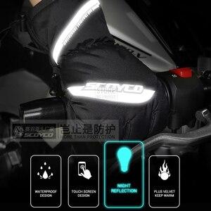 Image 4 - SCOYCO עמיד למים אופנוע כפפות גברים Guantes Moto Moto כפפות Windproof גאנט Moto מגע מסך אופנוע רכיבה כפפות חורף