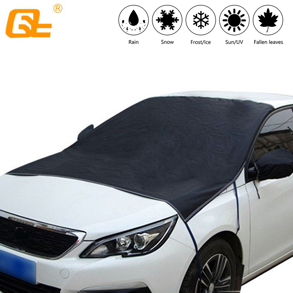 Waterproof Car Cover Snowproof Four Seasons universalSuitable for Full Size SUVs Rainproof