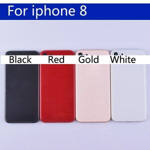 """Image 2 - 4.7 """"กลับสำหรับ 8 8G ด้านหลังแบตเตอรี่กรณีกลางแชสซีสำหรับ iphone8 กลับที่ใช้สายเคเบิลข้อมูลที่อยู่อาศัย"""