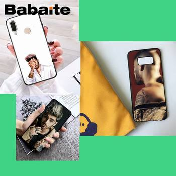 Babaite Zayn malik Soft Phone Cover for samsungaNote10lite A81 01 11 31 huaweihonor8A 9X redmi9 note9 8A oppoReno2 3pro ace image