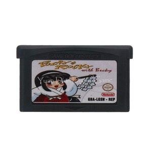 Image 1 - Für Nintendo GBA Video Spiel Patrone Konsole Karte Pocky & Rocky Englisch Sprache UNS Version