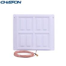 Chafon 865〜868mhzの902〜928mhz円形基板rfid uhfアンテナ8dBiアクセスコントロールスマートカード冷凍庫管理