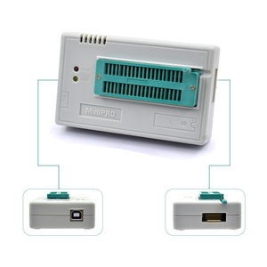 Image 2 - XGECU 100% Original Minipro TL866II Plus + 28 Adapters EEPROM Universal Bios USB programmer