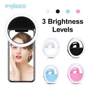 PYNSSEU Selfie Light 3W Flash