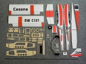 Image 5 - Ücretsiz kargo EPP uçak modeli Cessna RC köpük uçak uçak modelleri kanat açıklığı 960mm EPP yavaş Flyer