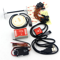 DJI Naza M Lite Controlador de Vôo Naza M Lite (com GPS) multi rotor Voar Controle Combo para FPV RC Quadcopter Zangão Originais|Controlador de voo| |  -