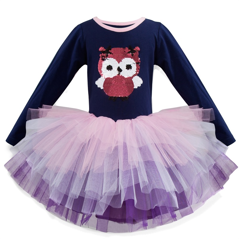 H913574d9b02e48c1994b1fc441d31f91P Petals Designs Girl Dress Children Party Costume Kids Formal Events Vestidos Infant Tutu Flower Dress Fluffy Wedding Gown 3 5 7T