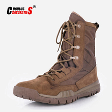 Cuculus 2021 High Quality Man Desert boots Brand Flat Heel Man Shoes Autumn Winter Ankle Boots Casual British Style ZD144L