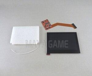 Image 3 - استبدال تسليط الضوء IPS شاشة LCD ل GBA SP لعبة وحدة التحكم إصلاح شاشة LCD 5 level سطوع قابل للتعديل جودة عالية