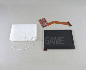 Image 3 - Replacement Highlight IPS LCD Screen for GBA SP Game Console Repair LCD Screen 5 level Brightness Adjustable High Quality